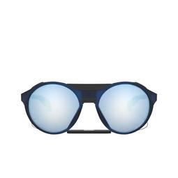 Oakley® Sunglasses: Clifden OO9440 color Matte Trans Blue 944005.