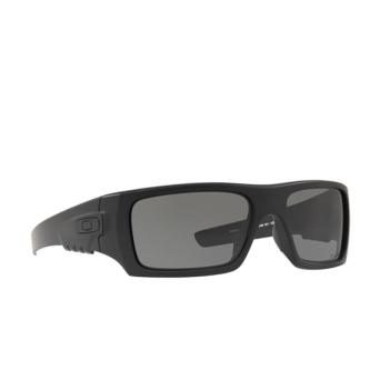 Oakley® Rectangle Sunglasses: Det Cord OO9253 color Matte Black 925306.