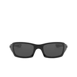 Oakley® Sunglasses: Fives Squared OO9238 color Polished Black 923804.
