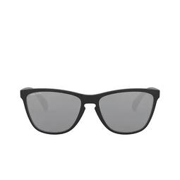 Oakley® Sunglasses: Frogskins 35th OO9444 color Matte Black 944402.