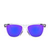 Oakley® Square Sunglasses: Frogskins Mix OO9428 color Polished Clear 942817 - product thumbnail 1/3.