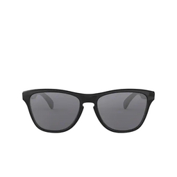 Oakley® Sunglasses: Frogskins Xs OJ9006 color Polished Black 900601.