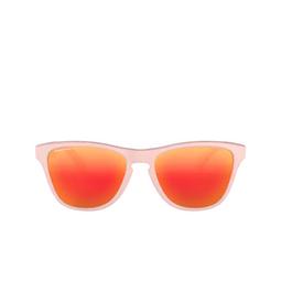 Oakley® Sunglasses: Frogskins Xs OJ9006 color Matte Pink 900602.
