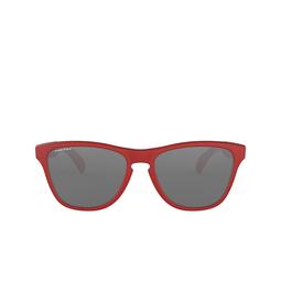 Oakley® Sunglasses: Frogskins Xs OJ9006 color Matte Red 900608.