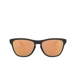 Oakley® Sunglasses: Frogskins Xs OJ9006 color Matte Black 900617.