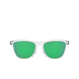 Oakley® Sunglasses: Frogskins Xs OJ9006 color Polished Clear 900618.
