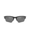 Oakley® Irregular Sunglasses: Half Jacket 2.0 Xl OO9154 color Polished Black 915405 - product thumbnail 1/3.
