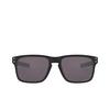 Oakley® Rectangle Sunglasses: Holbrook Mix OO9384 color Matte Black 938418 - product thumbnail 1/3.