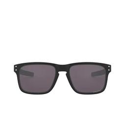 Oakley® Rectangle Sunglasses: Holbrook Mix OO9384 color Matte Black 938418.
