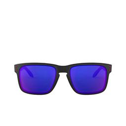 Oakley® Sunglasses: Holbrook OO9102 color Matte Black 910236.