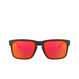 Oakley® Sunglasses: Holbrook OO9102 color Matte Black 9102E2.