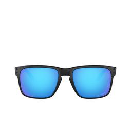 Oakley® Sunglasses: Holbrook OO9102 color Polished Black 9102F5.