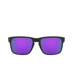 Oakley® Sunglasses: Holbrook OO9102 color Matte Black 9102K6.