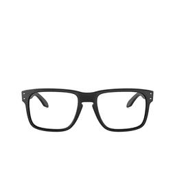 Oakley® Eyeglasses: Holbrook Rx OX8156 color Satin Black 815601.