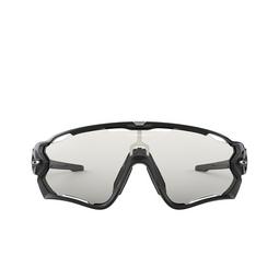 Oakley® Sport Sunglasses: Jawbreaker OO9290 color Polished Black 929014.