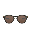 Oakley® Round Sunglasses: Latch OO9265 color Matte Olive Camo 926531 - product thumbnail 1/3.