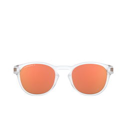 Oakley® Round Sunglasses: Latch OO9265 color Matte Clear 926552.
