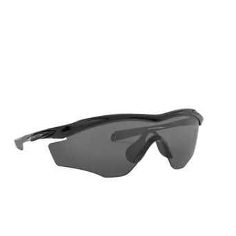 Oakley® Irregular Sunglasses: M2 Frame Xl OO9343 color Polished Black 934301.