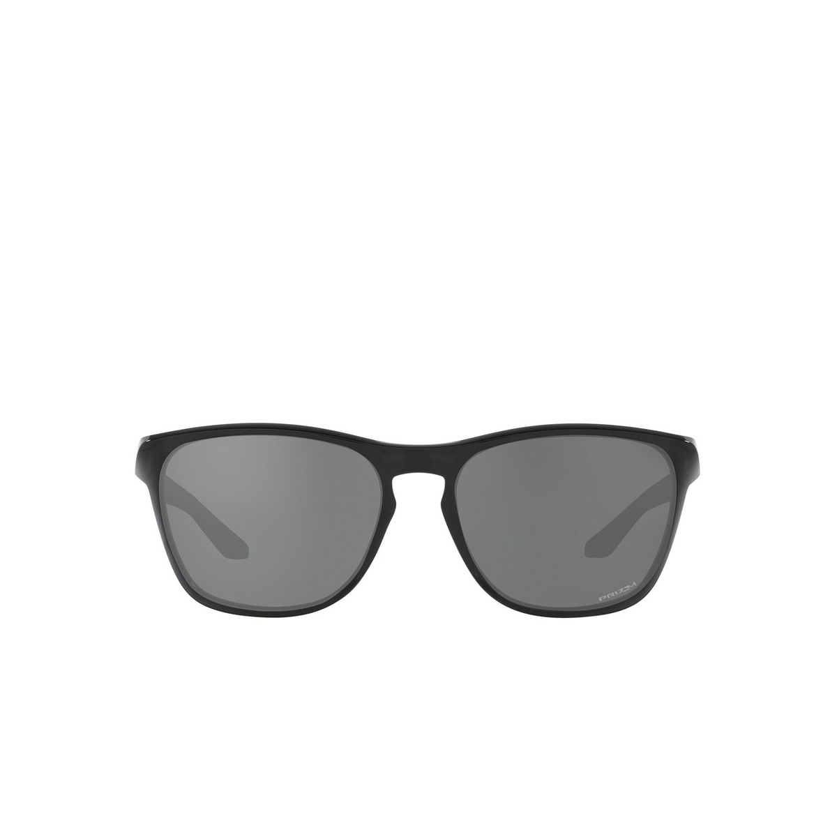 Oakley® Square Sunglasses: Manorburn OO9479 color Black Ink 947902 - front view.