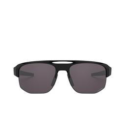 Oakley® Sunglasses: Mercenary OO9424 color Polished Black 942401.