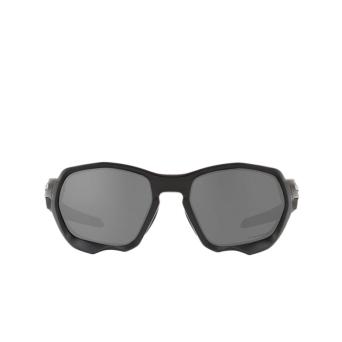 Oakley® Sport Sunglasses: Oakley Plazma OO9019 color Matte Black 901906.