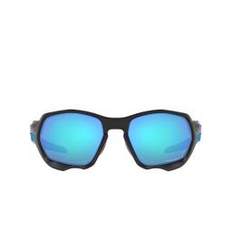 Oakley® Sunglasses: Plazma OO9019 color Matte Black 901908.
