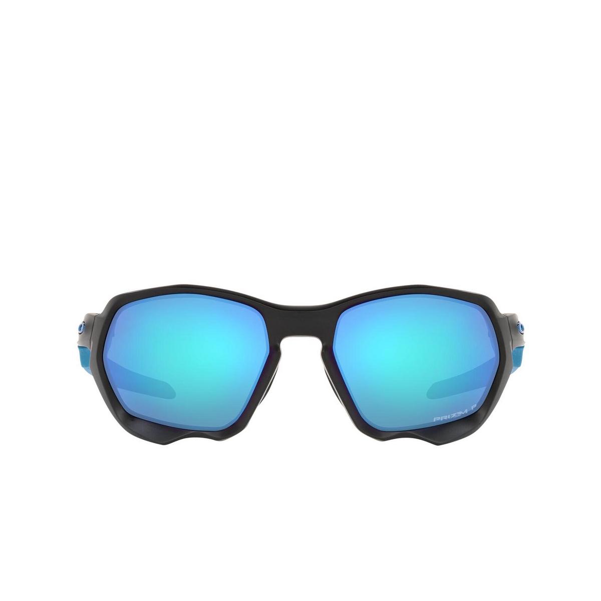 Oakley® Sport Sunglasses: Plazma OO9019 color Matte Black 901908.