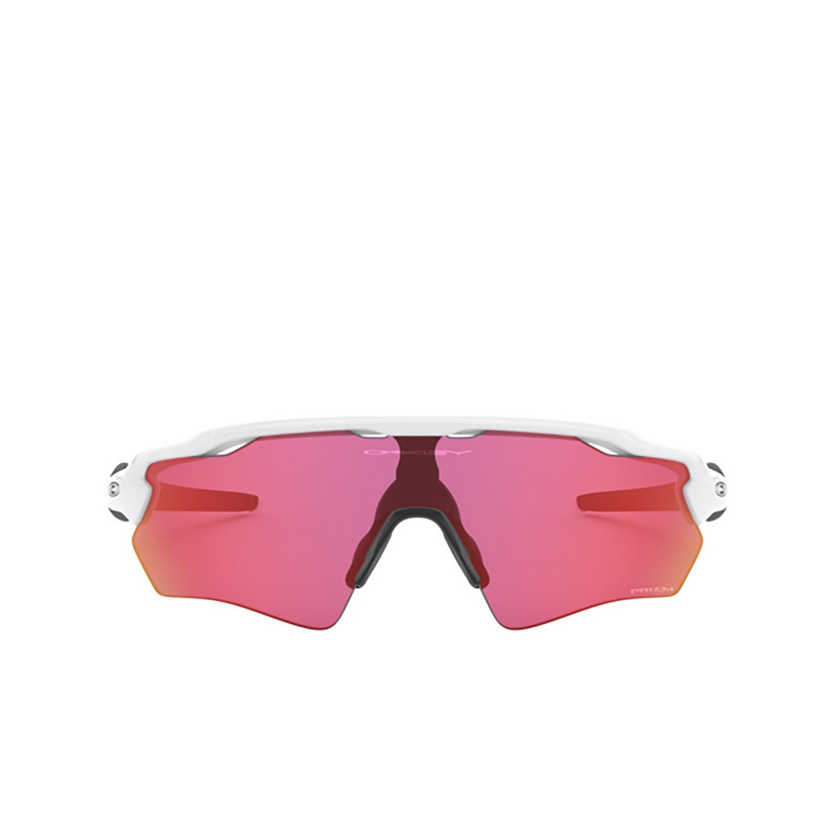 Oakley® Rectangle Sunglasses: Radar Ev Xs Path OJ9001 color Polished White 900105.