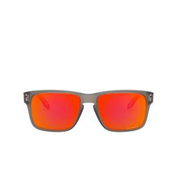 Oakley® Sunglasses: Holbrook Xs OJ9007 color Matte Grey Ink 900703.