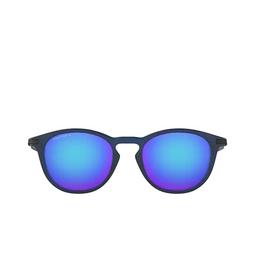 Oakley® Sunglasses: Pitchman R OO9439 color Matte Translucent Blue 943913.