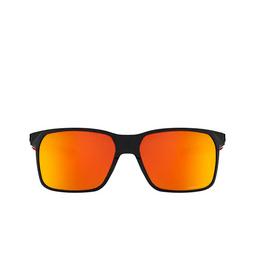 Oakley® Sunglasses: Portal X OO9460 color Polished Black 946005.