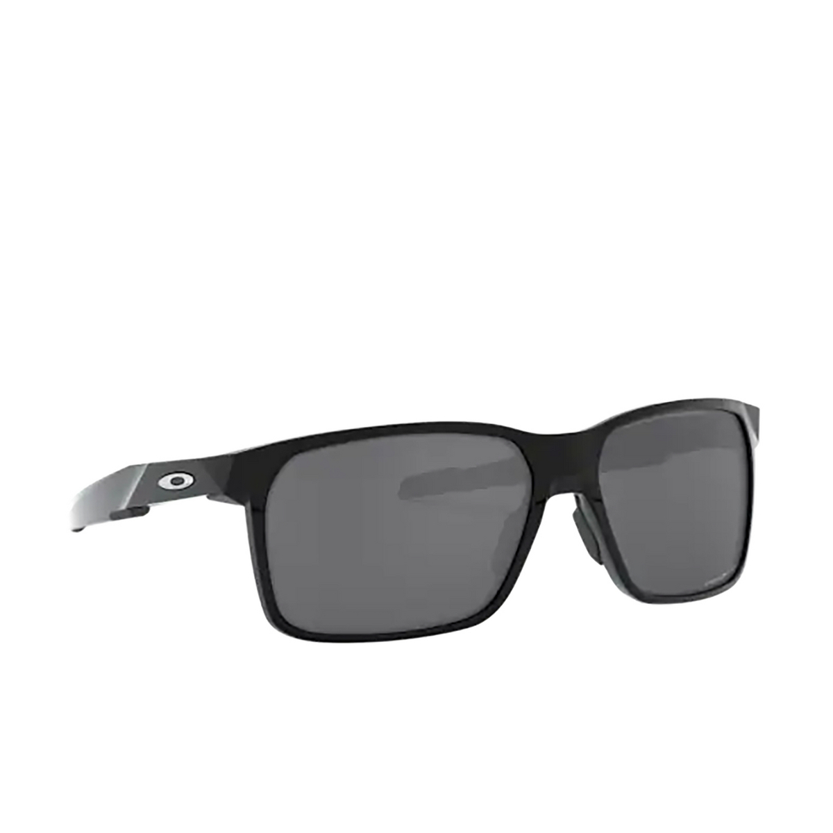 Oakley® Rectangle Sunglasses: Portal X OO9460 color Polished Black 946006.