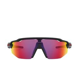 Oakley® Sunglasses: Radar Ev Advancer OO9442 color Polished Black 944201.
