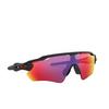 Oakley® Sport Sunglasses: Radar Ev Path OO9208 color Matte Black 920846 - product thumbnail 2/3.