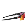 Oakley® Sport Sunglasses: Radar Ev Path OO9208 color Matte Black 920846 - product thumbnail 3/3.