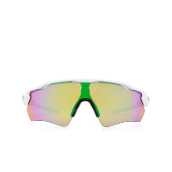 Oakley® Sport Sunglasses: Radar Ev Path OO9208 color Polished White 9208A5.