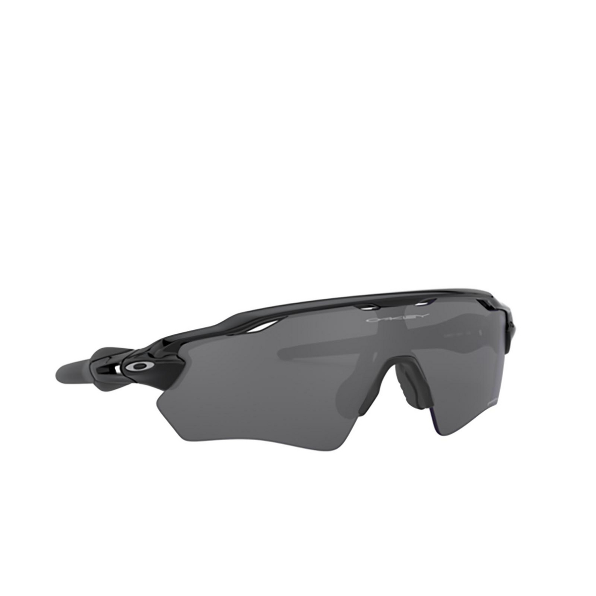 Oakley® Rectangle Sunglasses: Radar Ev Xs Path OJ9001 color Polished Black 900116.