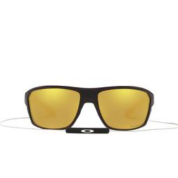 Oakley® Rectangle Sunglasses: Split Shot OO9416 color Matte Black 941626.