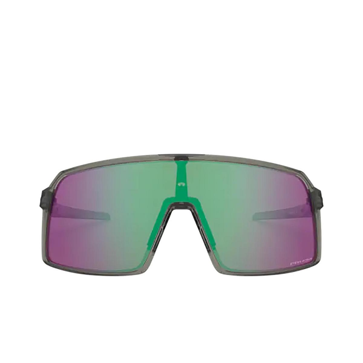 Oakley® Sport Sunglasses: Sutro OO9406 color Grey Ink 940610 - front view.