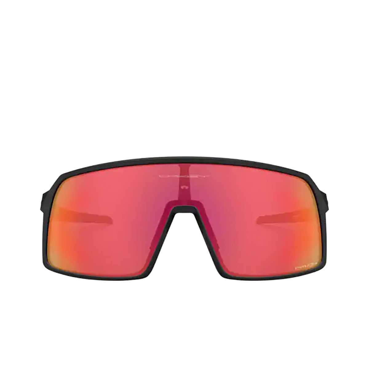 Oakley® Sport Sunglasses: Sutro OO9406 color Matte Black 940611 - front view.