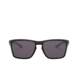 Oakley® Sunglasses: Sylas OO9448 color Polished Black 944801.
