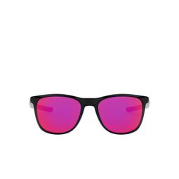 Oakley® Rectangle Sunglasses: Trillbe X OO9340 color Polished Black 934002.