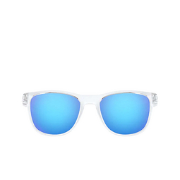 Oakley® Rectangle Sunglasses: Trillbe X OO9340 color Polished Clear 934005.