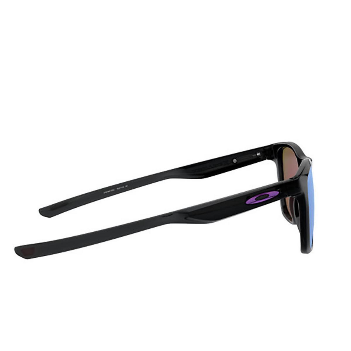 Oakley® Rectangle Sunglasses: Trillbe X OO9340 color Black Ink 934022 - 3/3.