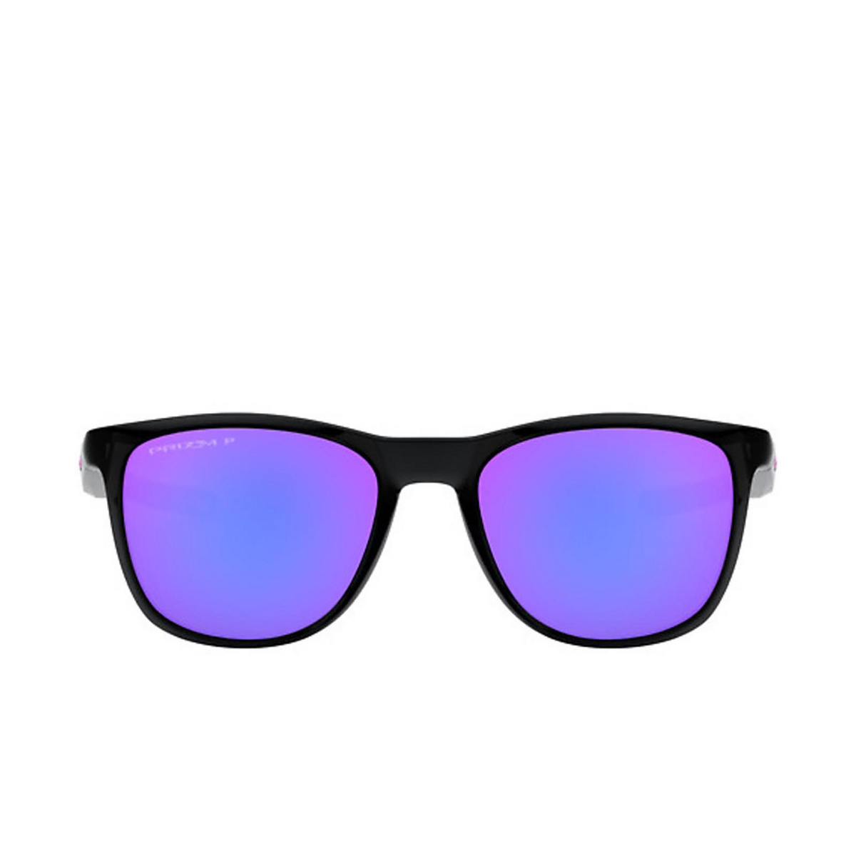Oakley® Rectangle Sunglasses: Trillbe X OO9340 color Black Ink 934022 - 1/3.