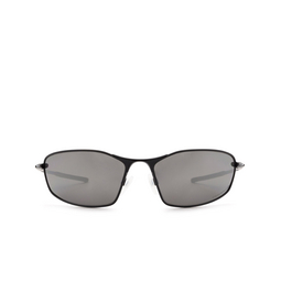 Oakley® Sunglasses: Whisker OO4141 color Carbon 414101.
