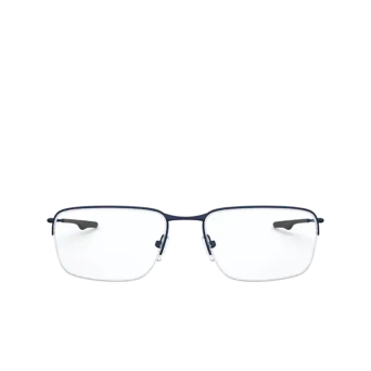 Oakley® Rectangle Eyeglasses: Wingback Sq OX5148 color Matte Dark Navy 514804.
