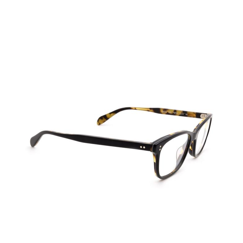 Oliver Peoples® Square Eyeglasses: Ashton OV5224 color Black / Dark Tortoise Black 1309.
