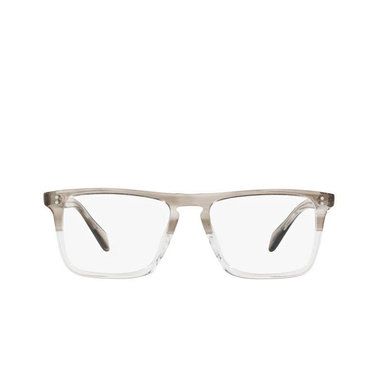 Oliver Peoples® Square Eyeglasses: Bernardo-r OV5189U color Military Vsb 1647.