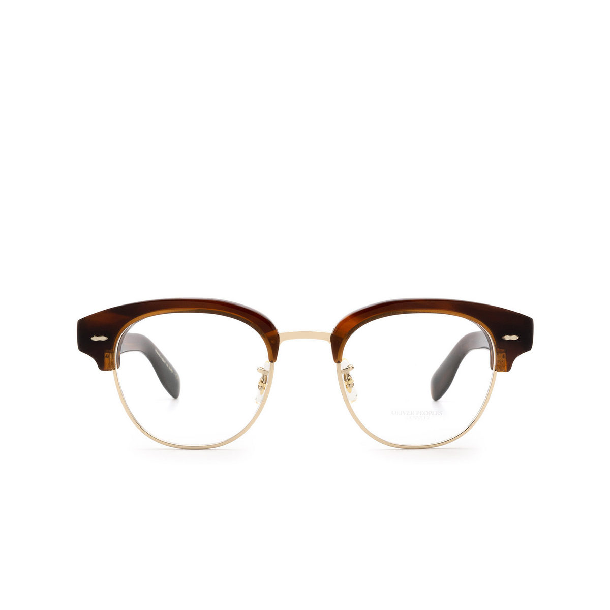 Oliver Peoples® Square Eyeglasses: Cary Grant 2 OV5436 color Grant Tortoise 1679.